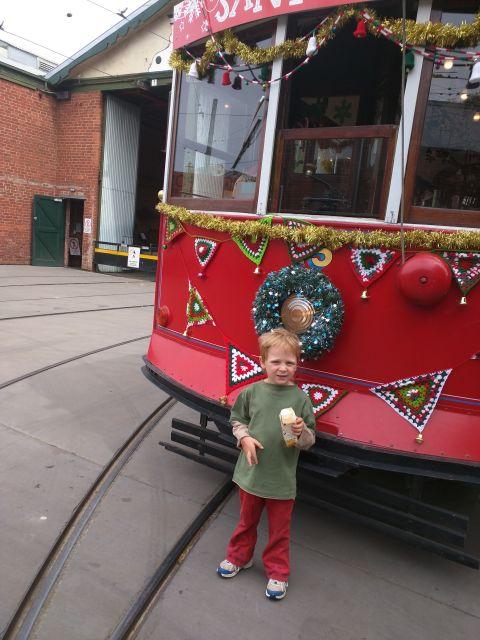Santa Tram!